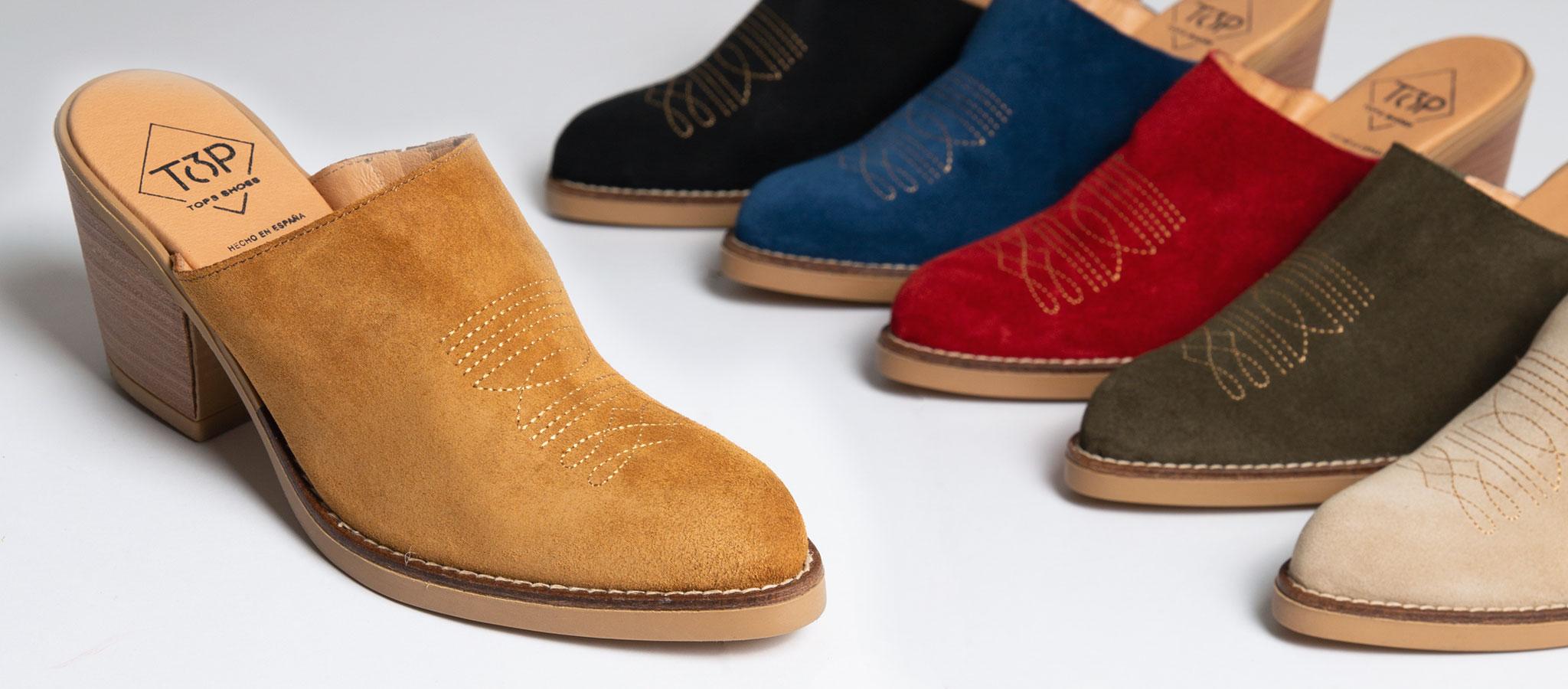 Nueva colección camperas Top3 shoes